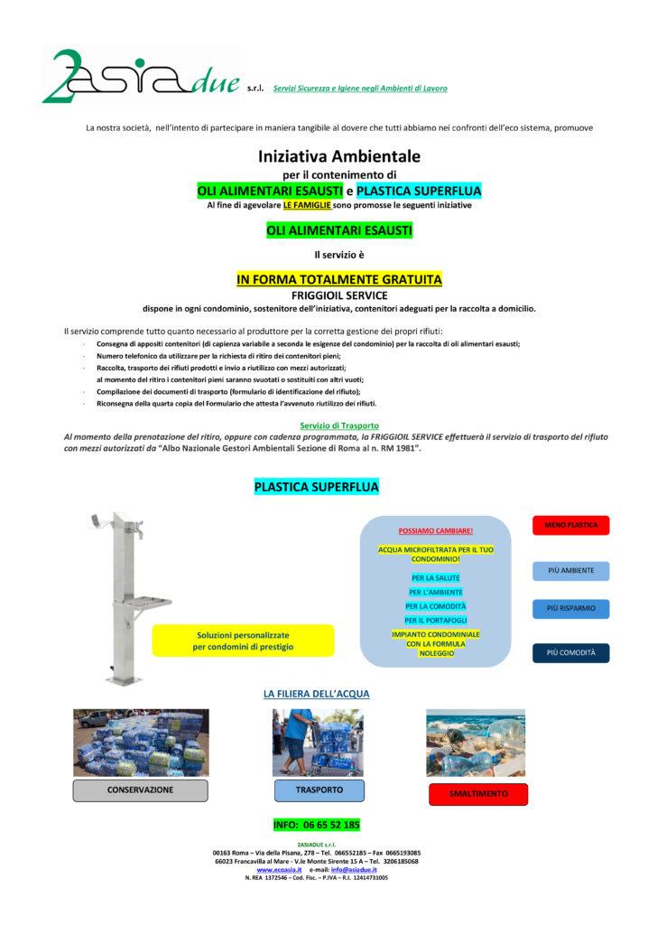 Iniziativa Ambientale - 2asiadue